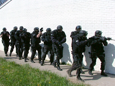 Shawnee County Sheriff's SWAT Team